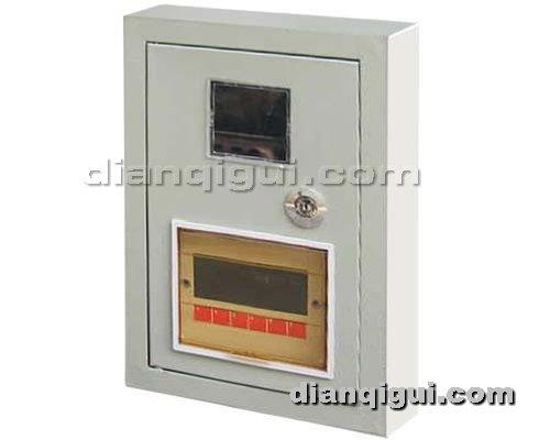 电气柜网提供生产透明电表箱厂家